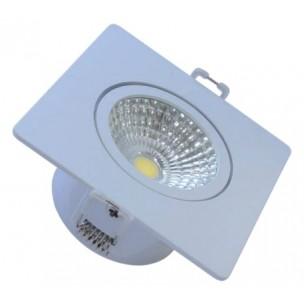 Spot LED Quadrado 5W...