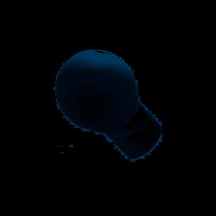 Lâmpada LED Bolinha 6W E27...