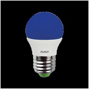 Lâmpada LED Bolinha 4W E27...