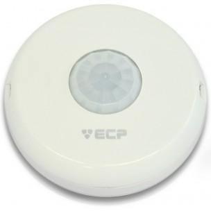 Sensor de Presença Digital de Teto Sobrepor - ECP
