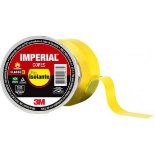Fita Isolante Imperial 18mm...