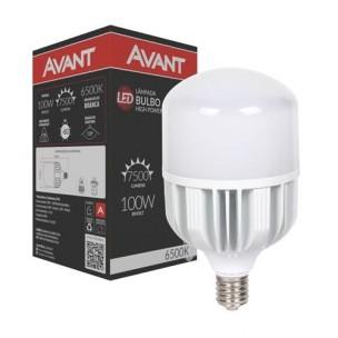 Lâmpada Alta Potência LED...