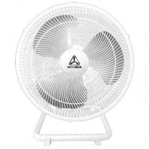 Ventilador Oscilante de Mesa 40CM Branco Grade Plástico 127V - Venti Delta