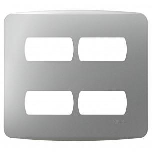 Placa 4x4 para 4 Postos com...