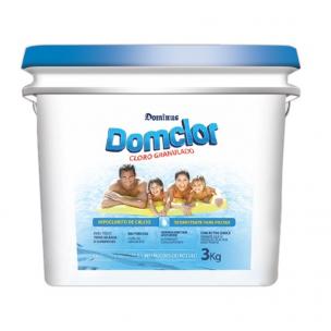 Cloro Hipoclorito 3kg- Domclor