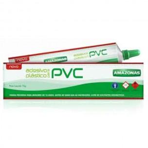 Cola PVC Bisnaga 75Gr - AMAZONAS