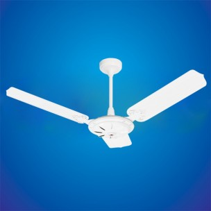 Ventilador de Teto New Comercial Eco 127V Branco - Venti Delta