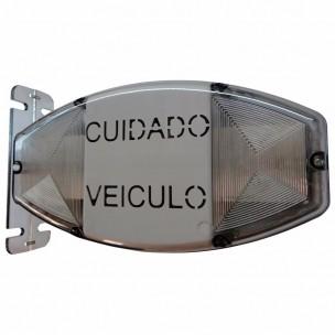Sinalizador Audio Visual de Garagem LED - Fass