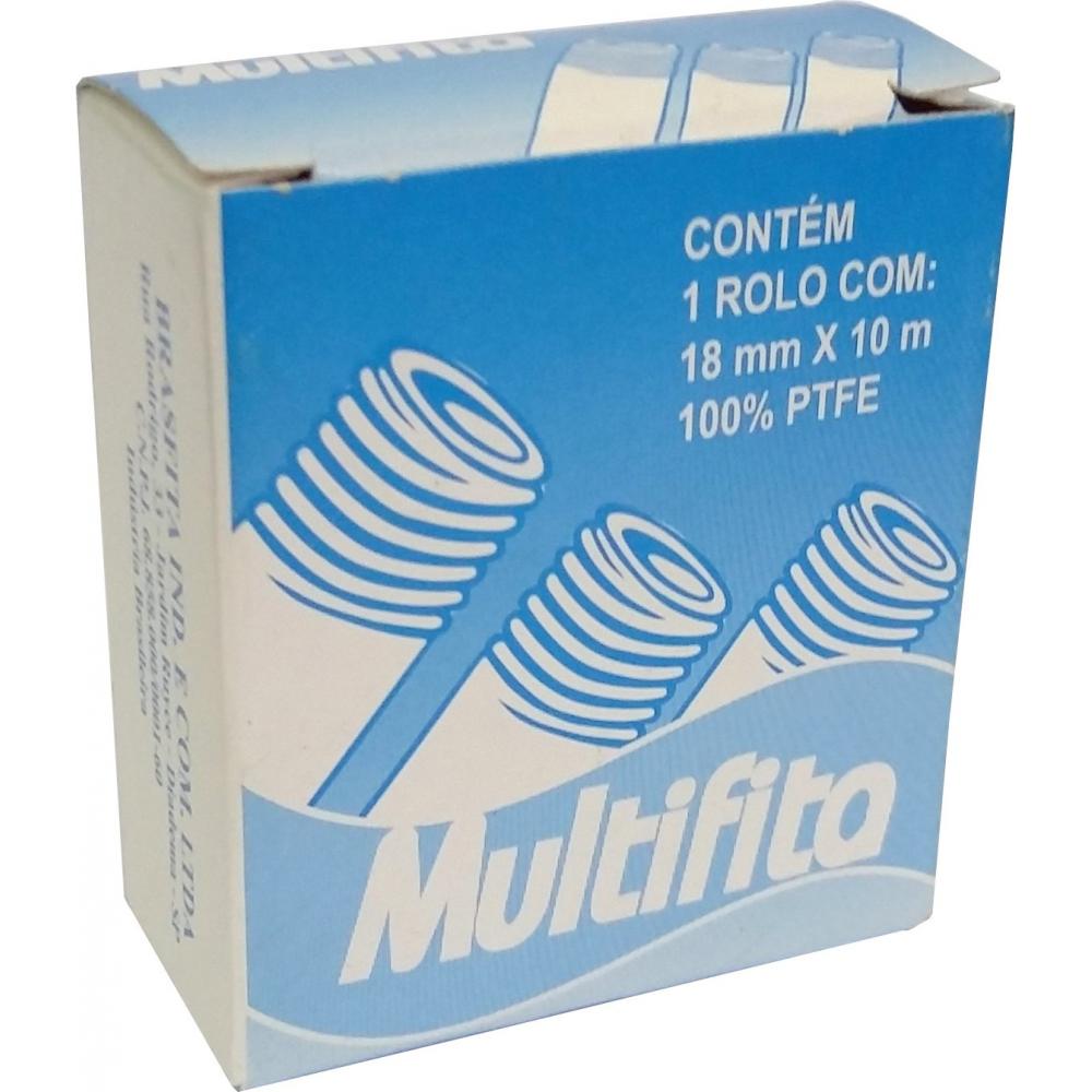 Fita Veda Rosca 18mmx10m - Multifita