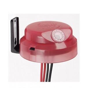 Rele Fotocélula Tri-fácil 127 V Vermelho - Exatron
