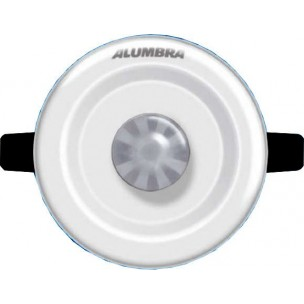 Sensor de Presença de Teto Embutir Bivolt - Alumbra