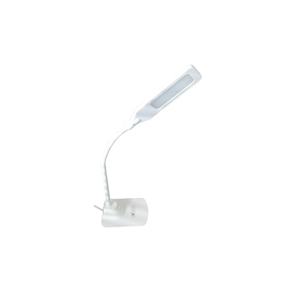 Luminária LED Articulavel de Mesa 5W 6000k 127v Embuled