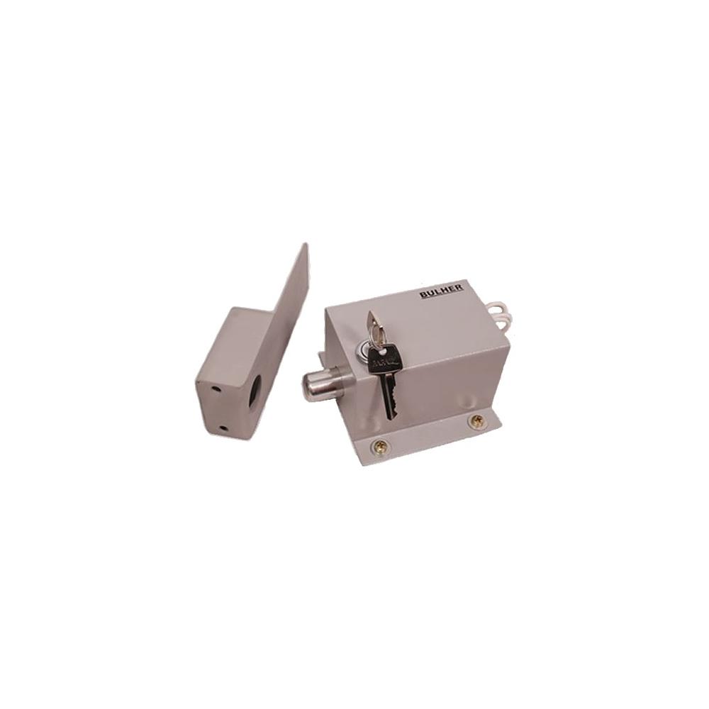 Trava Bulher Eletromagnética para Portão 220v