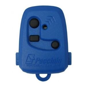 Controle Remoto para Portão Peccinin Azul 433 Mhz