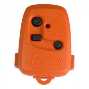 Controle Remoto para Portão Peccinin Laranja 433 Mhz