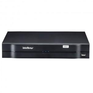 Dvr digital de vídeo Tríbrido HDCVI 1004 4 Canais Intelbras