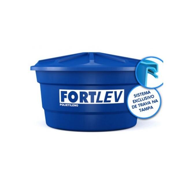 Caixa D'água Polietileno 100 Litros Fortlev