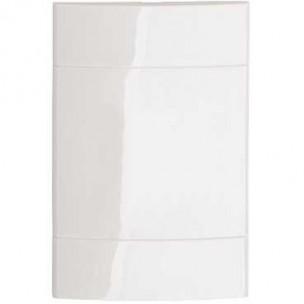 Placa 4x2 Cega Branco Decor Schneider