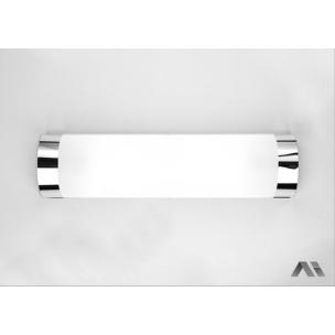 Arandela 80/1 1XE27 Acrílico Base Cromada - Alpes