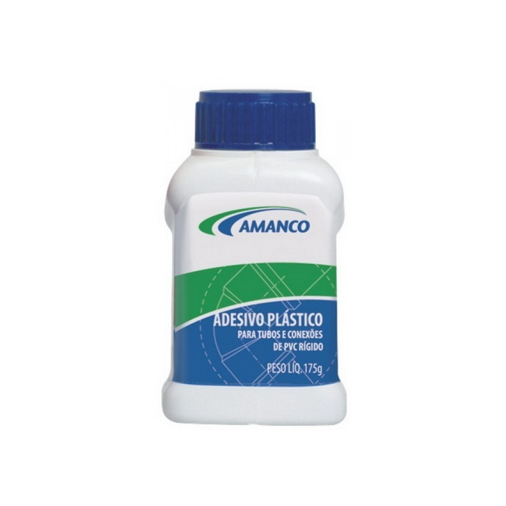 Cola Plástica para PVC 175g - Amanco