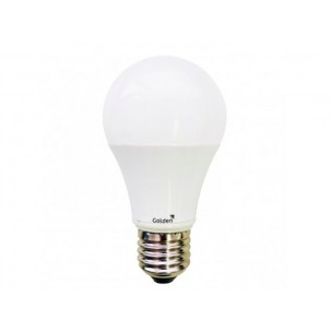 Lampada Power Led A60 5w Bivolt 6500k Golden