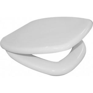 Assento Sanitário Thema Soft Close Biscuit Astra