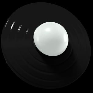 Luminária de Led 9w 127v 6500k Pratika Vertical Led