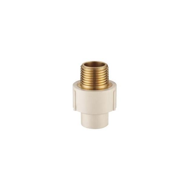 Conector Macho Aquatherm 15x1/2 - Tigre