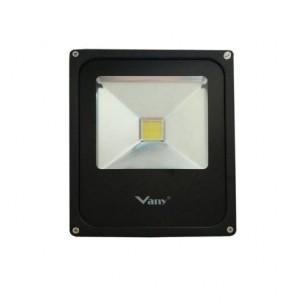 Refletor de LED 50W 3000K PT - Vany