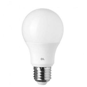 Lâmpada LED Bulbo 9W 6500K Bivolt - OL