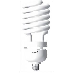 Lâmpada Espiral Fluorescente 85W E40 220V 6500K - Golden