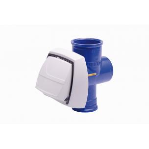 Válvula de Descarga Flux Branca - Astra