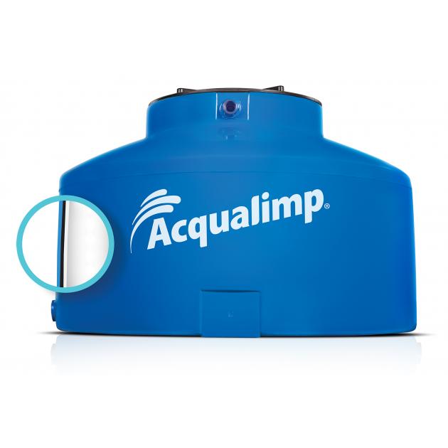 Caixa D' água Protegida 310 Litros Acqualimp