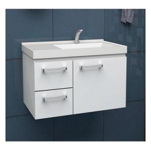 Gabinete de Banheiro Romã 60cm - Cozimax