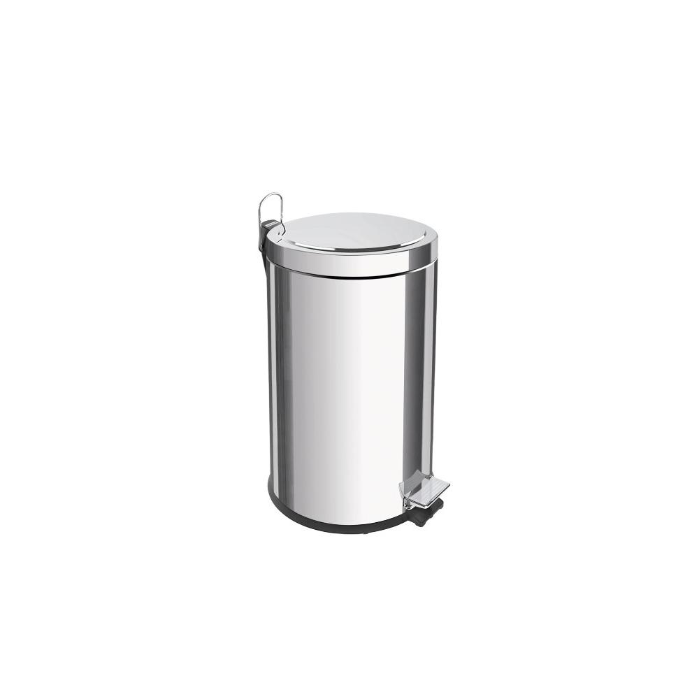 Lixeira Inox com Pedal 12 Litros - Tramontina