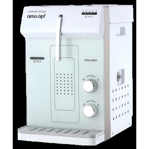 Purificador de água Infinity Glass 127V - New UP