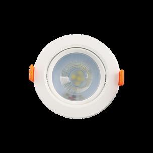 Spot LED Redondo 5W BIV 6500K Luminatti