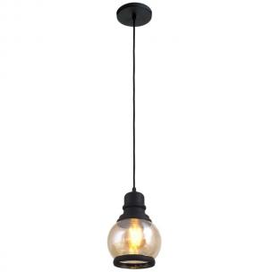 Pendente em Alumínio Chaplin D16cm 1x E-27 444 - Mais Luz