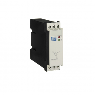 Rele Protetor RPW-SFD66 220V Trif - WEG