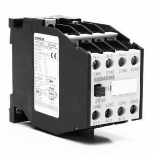 Contator 3TF4022 220V 9A - Siemens