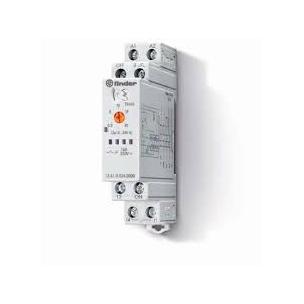 Rele Eletrônico Multifunção 1 REV 24VAC/DC - Finder