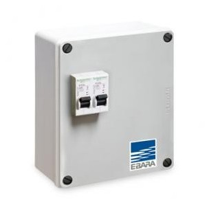 Control Box OM4 1,00 CV 220V Monofásica - Ebara