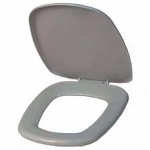 Assento Almofadado Thema Cinza Escuro - ASTRA