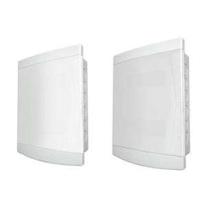 Quadro 12/16 Disjuntores Porta Branca sem Barramento - TIGRE