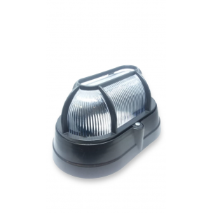 Tartaruga Prismático LED 12W Preta Bivolt - Vertical