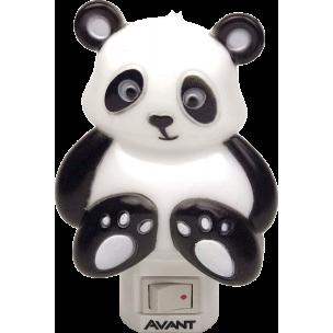 Luz Noturna de LED PANDA Bivolt - Avant