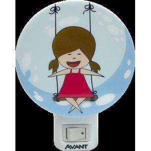 Luz Noturna de LED FRANK Bivolt - Avant