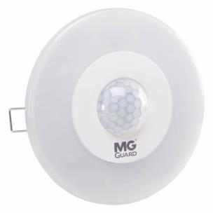 Luminária LED com Sensor de Presença 5W Branco Frio BIV - Margirius