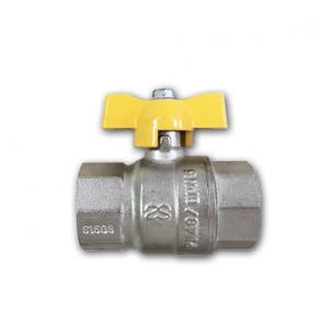Registro de Esfera para Gás Borboleta FF 1/2 - WOG