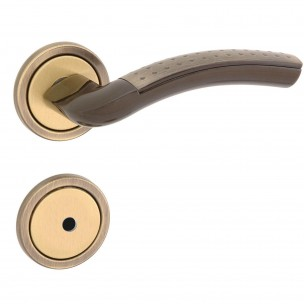 Fechadura para Banheiro Hebe 55mm ZBT - Arouca